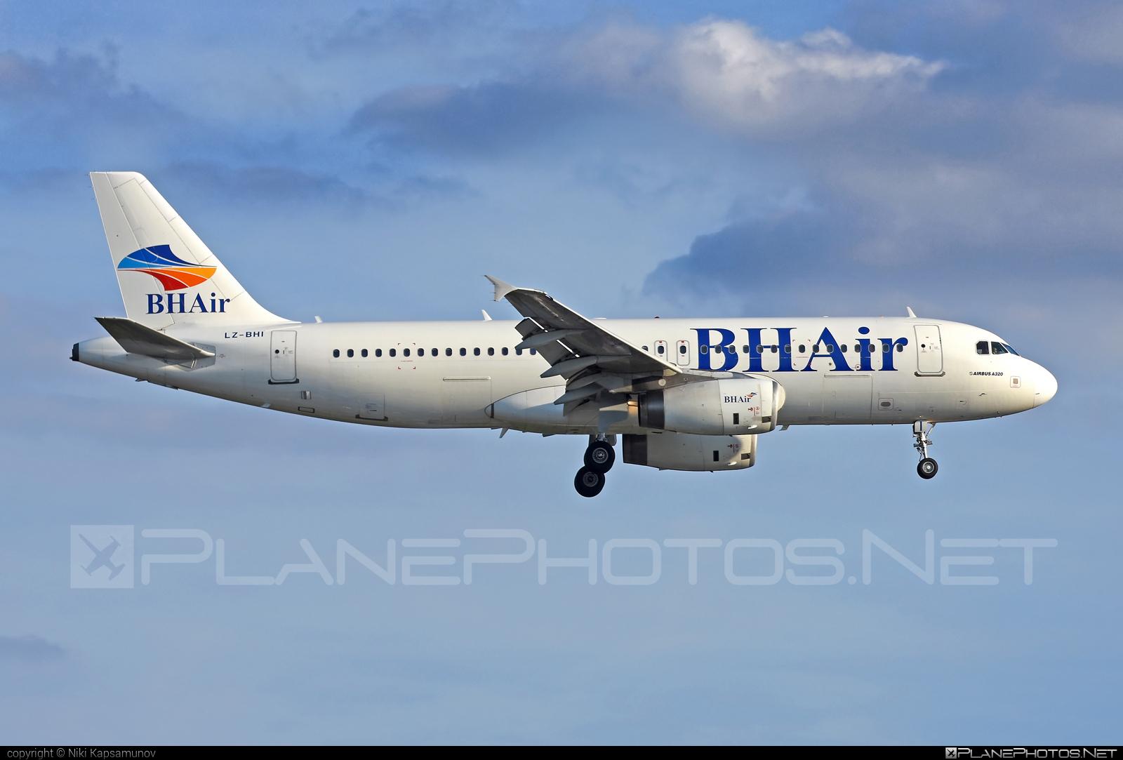 BH Air Airbus A320-232 - LZ-BHI #a320 #a320family #airbus #airbus320 #balkanholidays #bhair