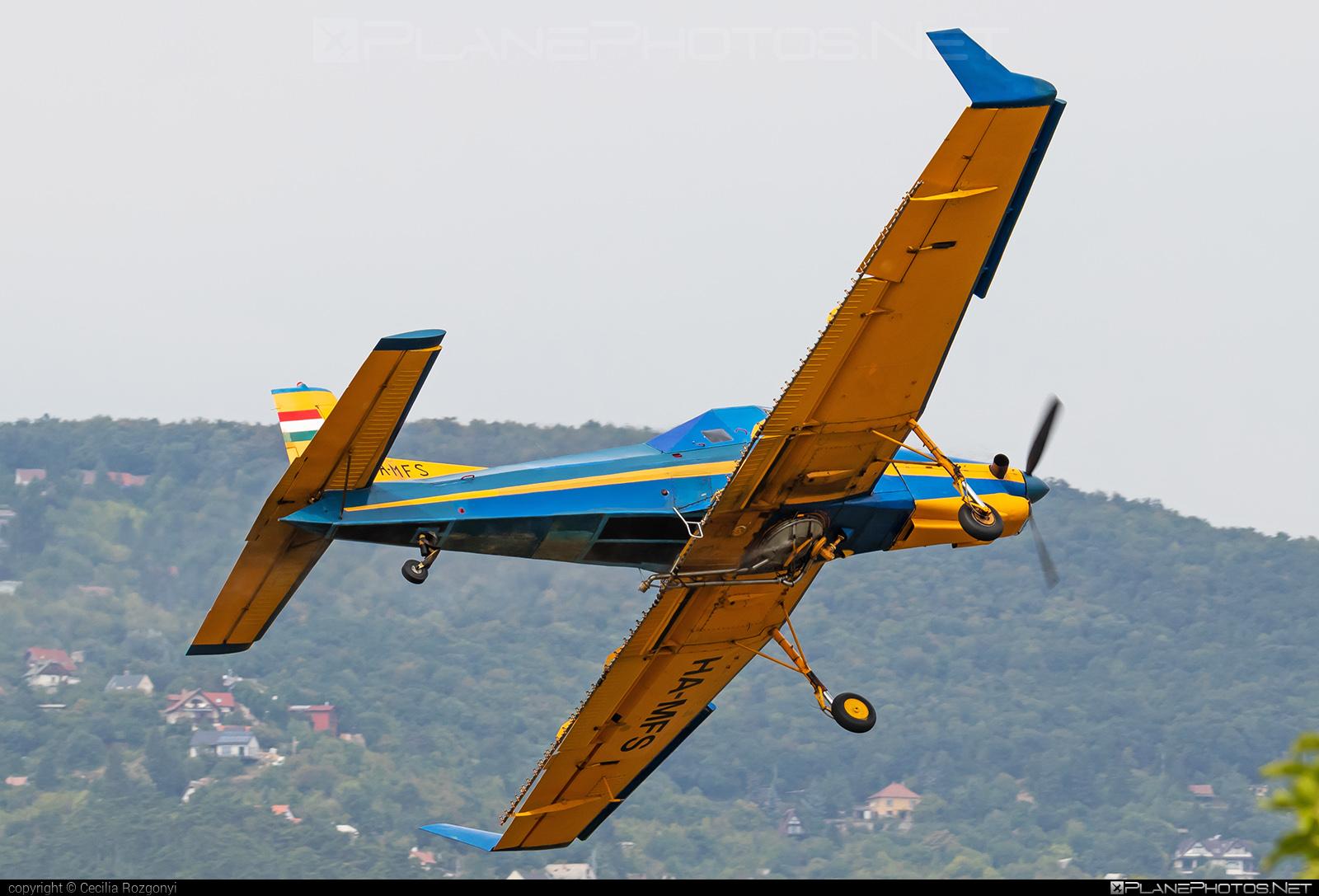 Zlin Z-37T Agro Turbo - HA-MFS operated by Aero Wasp #aerowasp #agroturbo #z37 #z37t #zlin #zlin37 #zlin37t