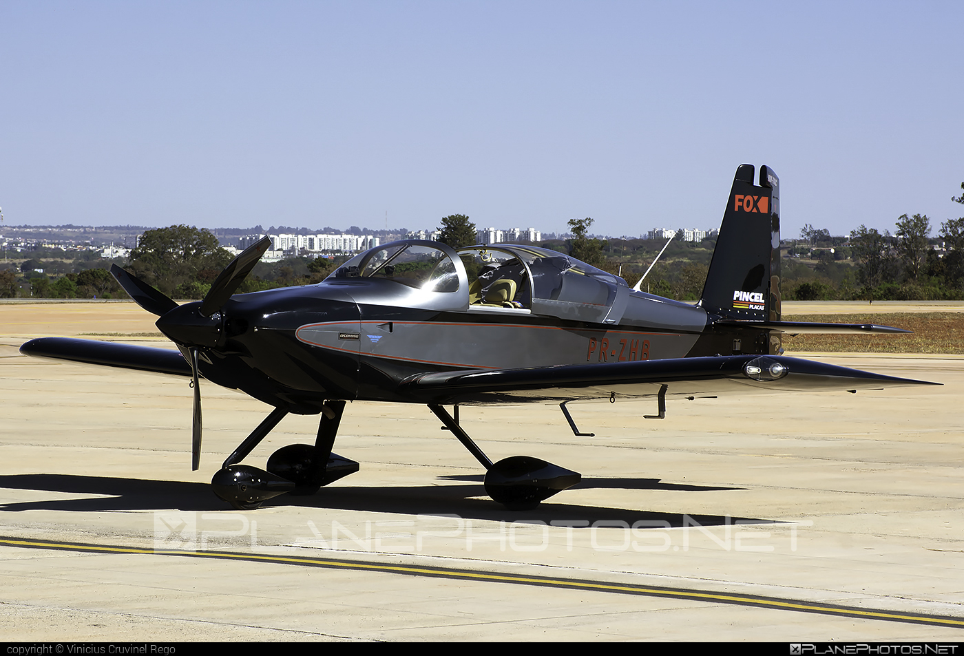Van`s Aircraft RV-7A - PR-ZHB operated by Private operator #vansaircraft