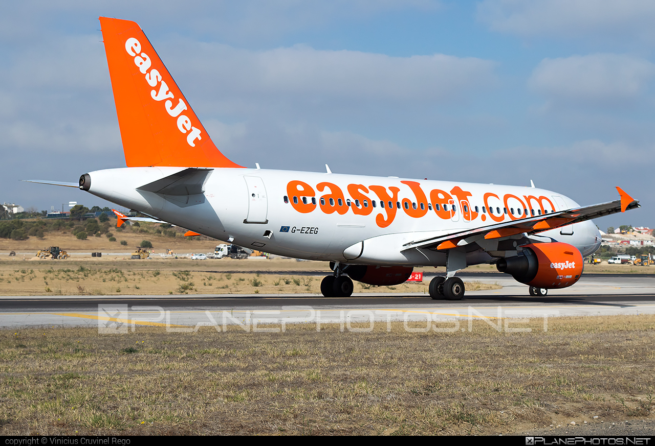 Airbus A319-111 - G-EZEG operated by easyJet #a319 #a320family #airbus #airbus319 #easyjet