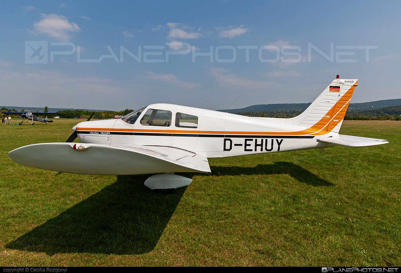 Piper PA-28-140 Cherokee Cruiser - D-EHUY operated by Private operator #piper