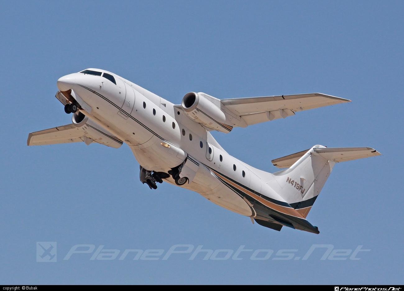 Fairchild-Dornier 328JET - N419FJ operated by Private operator #328jet #dornier328jet #fairchilddornier