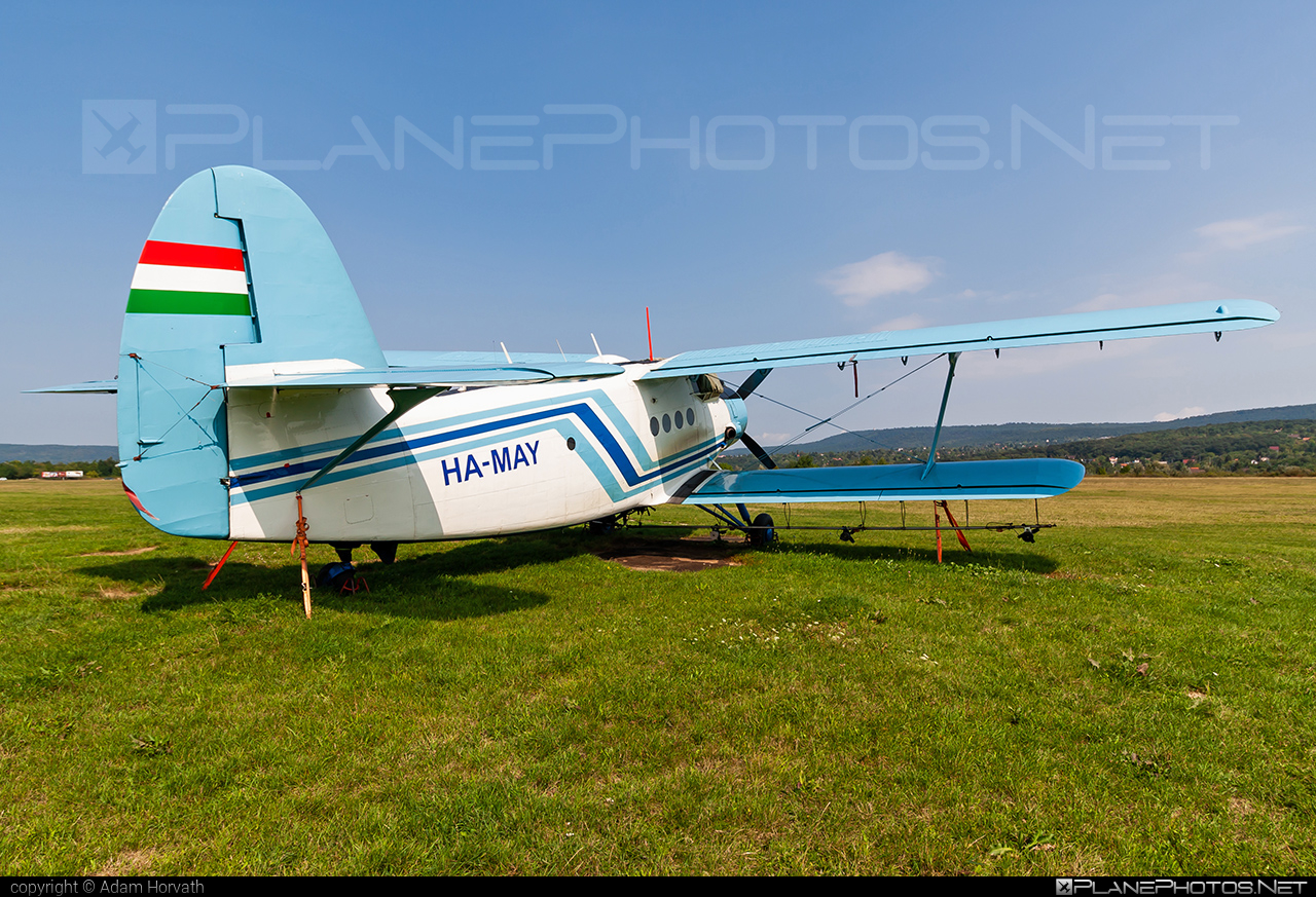 PZL-Mielec An-2R - HA-MAY operated by Private operator #an2 #an2r #antonov2 #pzl #pzlmielec