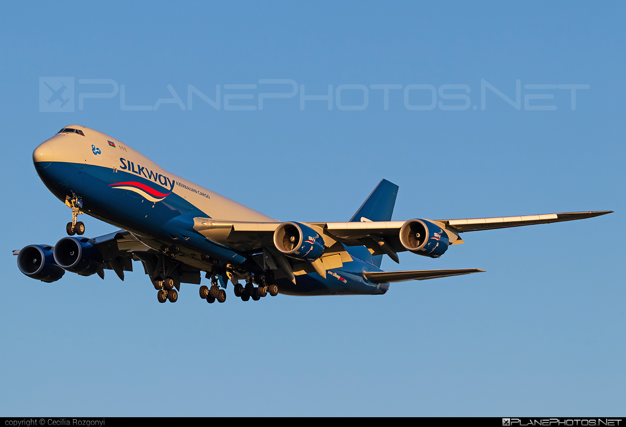 Boeing 747-8F - VQ-BBM operated by Silk Way West Airlines #b747 #b747f #b747freighter #boeing #boeing747 #jumbo #silkwayairlines #silkwaywestairlines