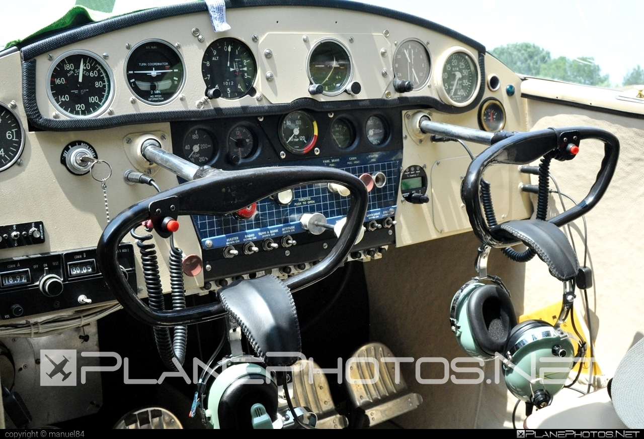 Cessna LC-126C - N1064D operated by Private operator #cessna #cessna195 #cessnalc126 #cessnalc126c #lc126 #lc126c