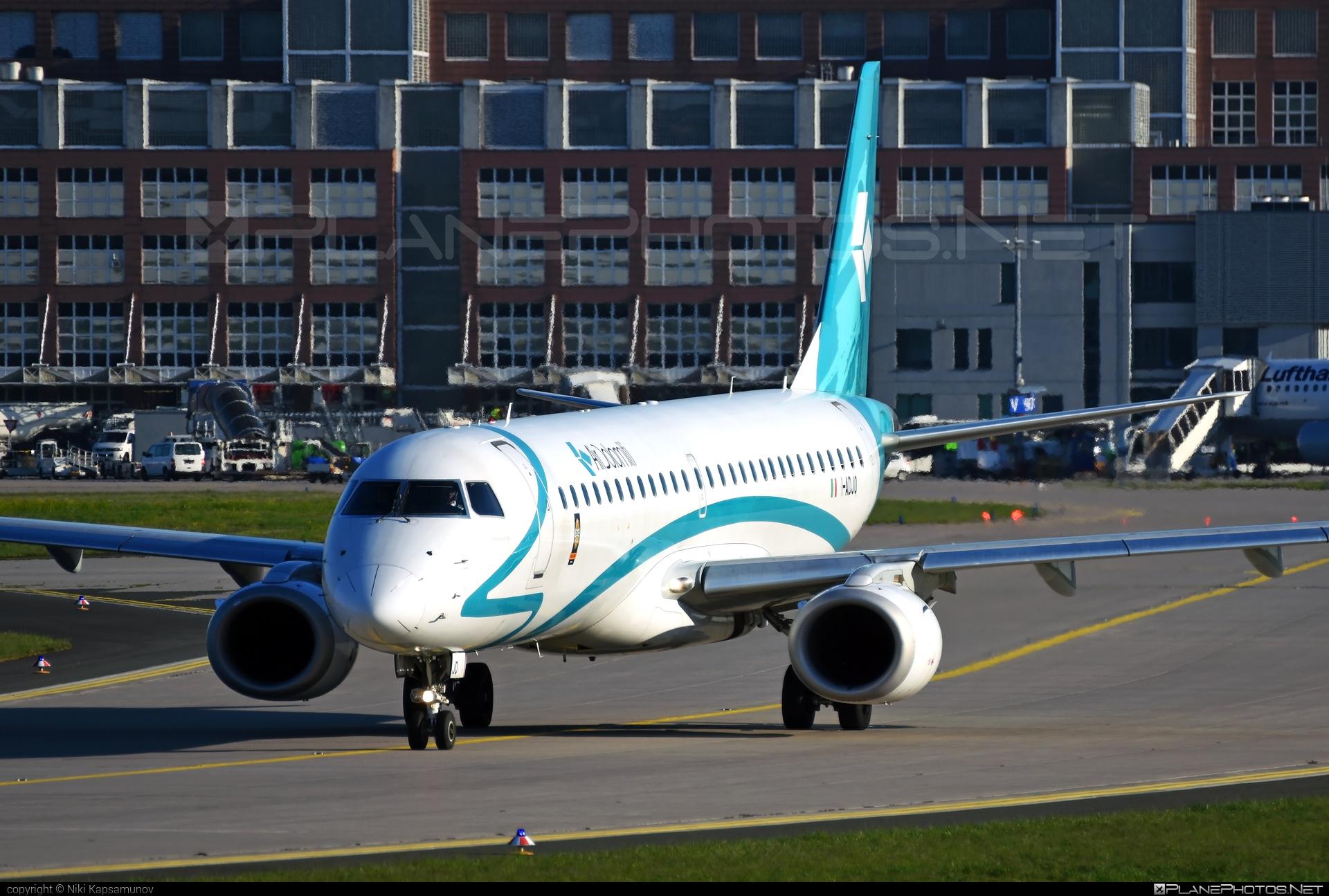 Embraer 190-200LR - I-ADJO operated by Air Dolomiti #airdolomiti #e195 #embraer #embraer195 #embraer195lr