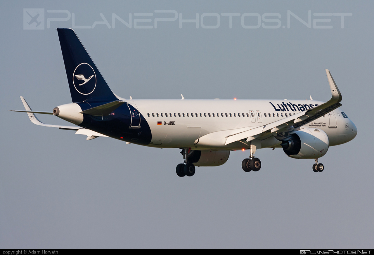 Airbus A320-271N - D-AINK operated by Lufthansa #a320 #a320family #a320neo #airbus #airbus320 #lufthansa