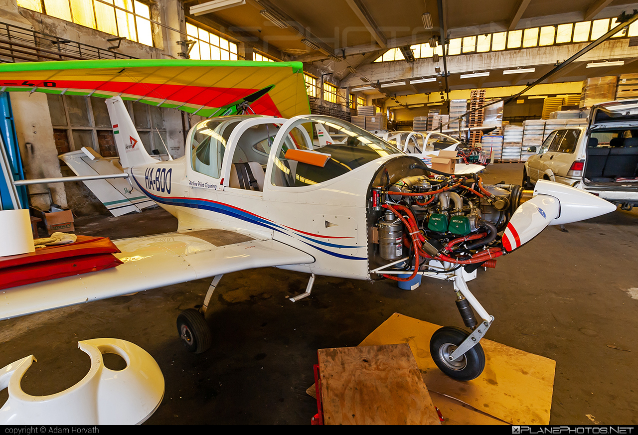 Tecnam P2002JF Sierra - HA-BDO operated by Airwin #airwinaviatorschool #tecnam