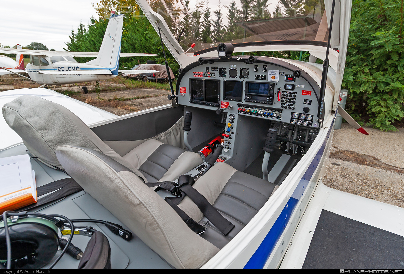 Aero AT AT-3 R100 - HA-BHL operated by Private operator #aeroat #aeroat3 #aeroat3r100