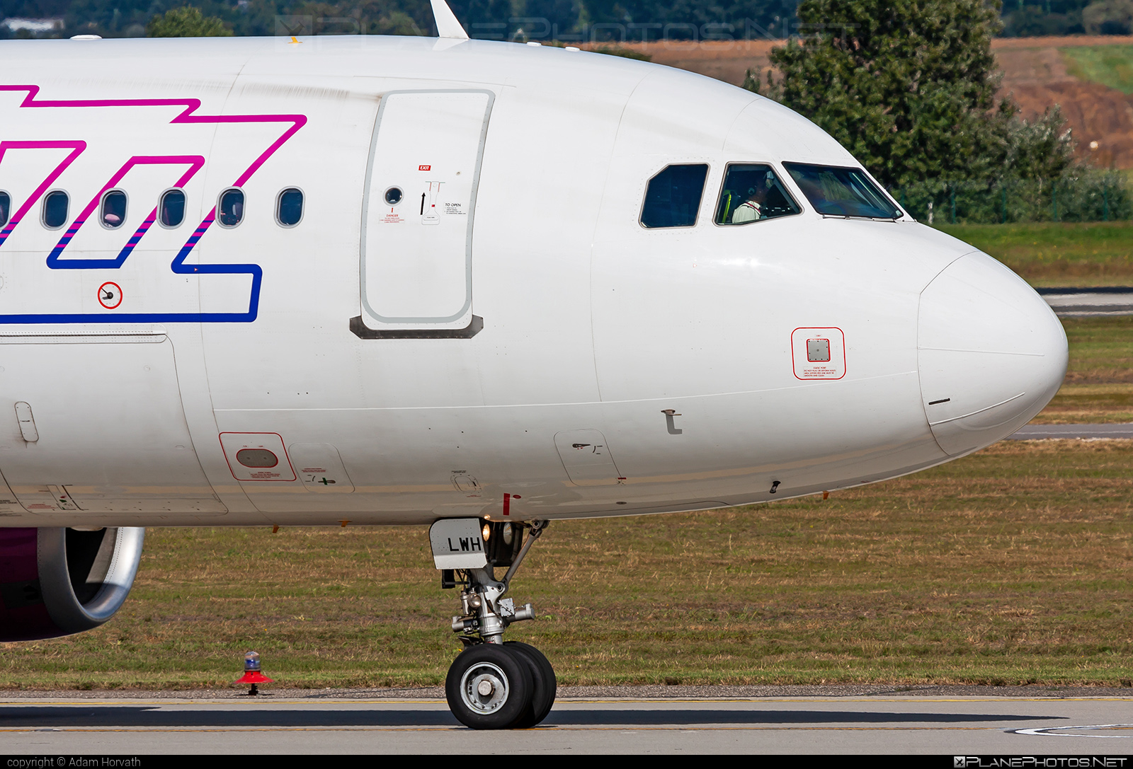 Airbus A320-232 - HA-LWH operated by Wizz Air #a320 #a320family #airbus #airbus320 #wizz #wizzair
