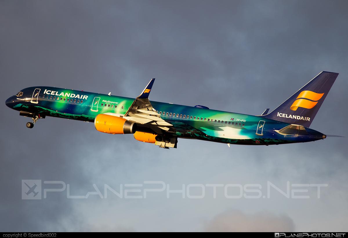 Boeing 757-200 - TF-FIU operated by Icelandair #b757 #boeing #boeing757 #icelandair