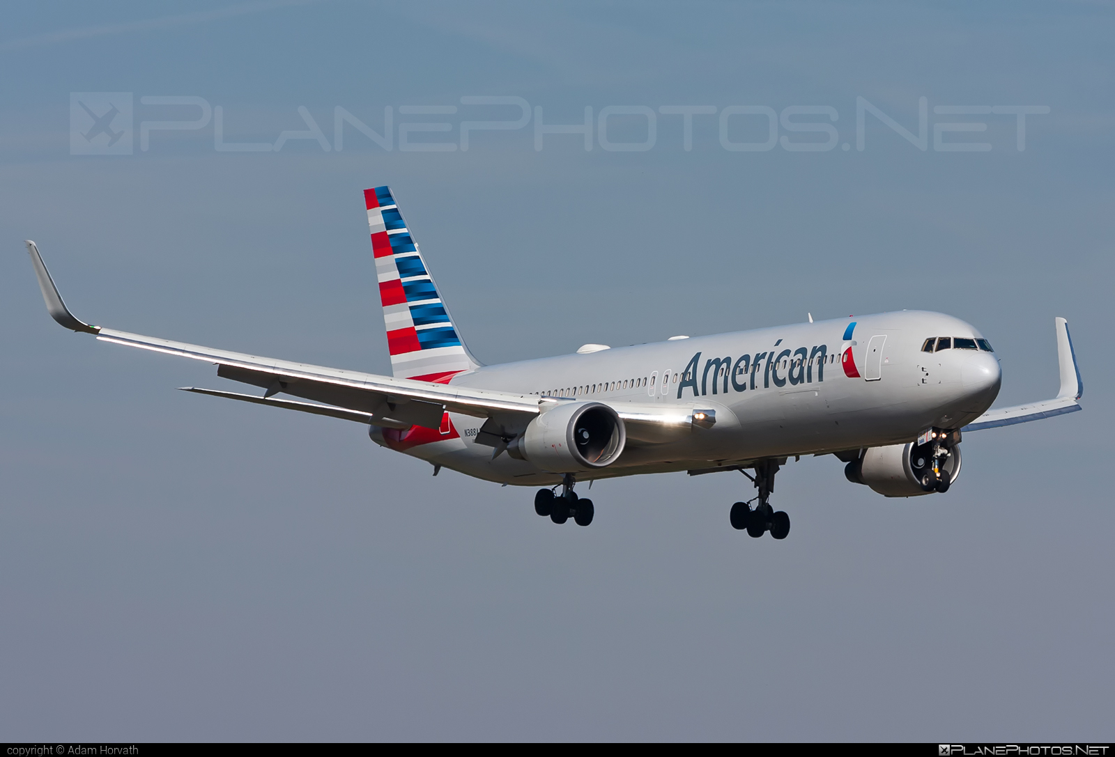 Boeing 767-300ER - N388AA operated by American Airlines #americanairlines #b767 #b767er #boeing #boeing767