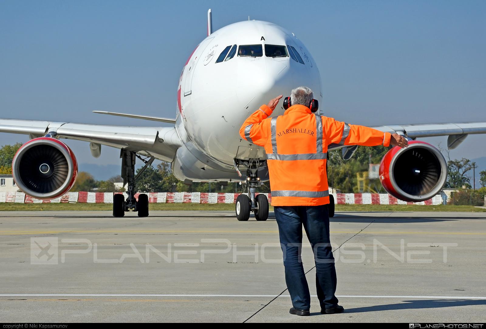 CSA Czech Airlines Airbus A330-323X - OK-YBA #a330 #a330family #airbus #airbus330 #csa #czechairlines