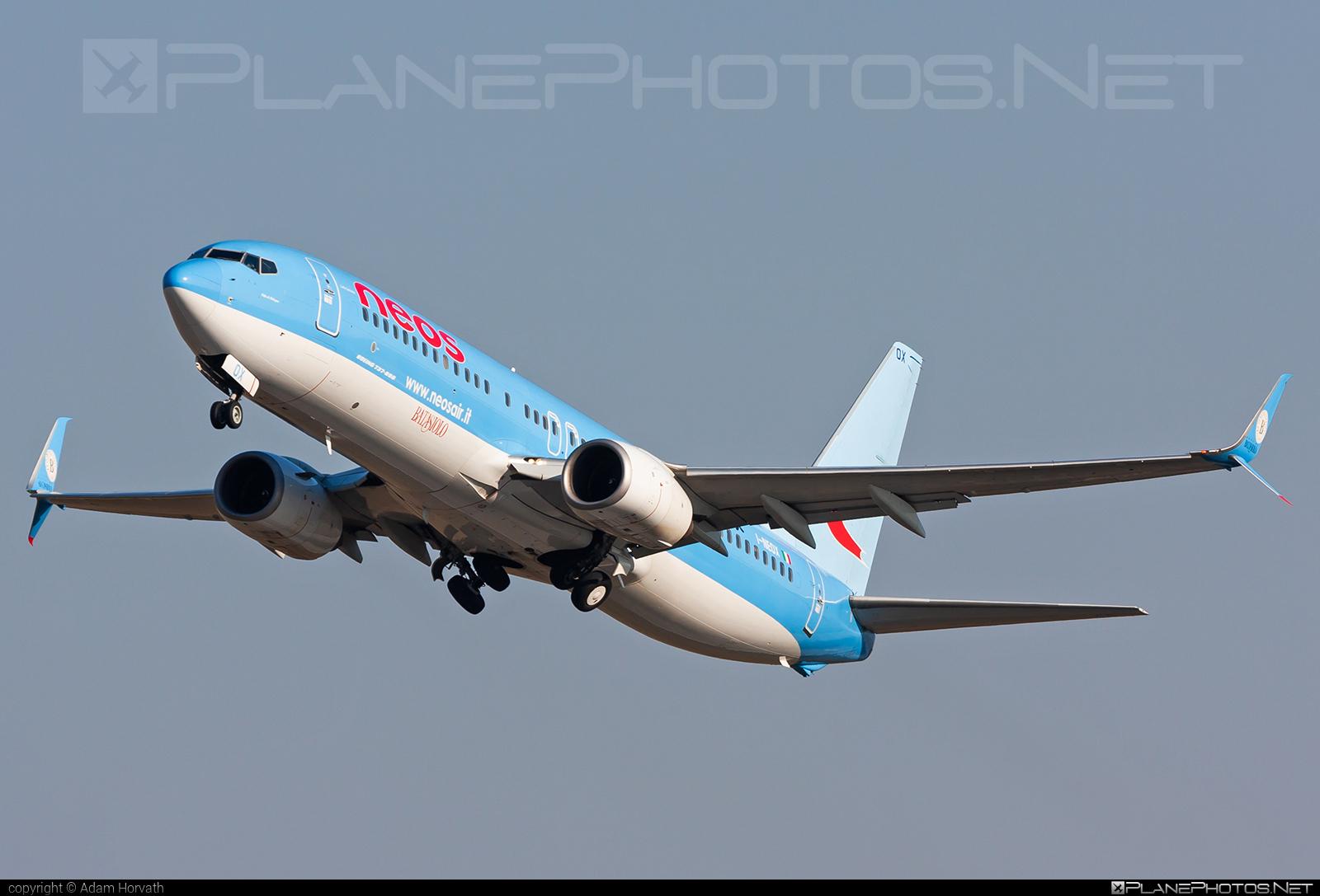 Neos Boeing 737-800 - I-NEOX #b737 #b737nextgen #b737ng #boeing #boeing737