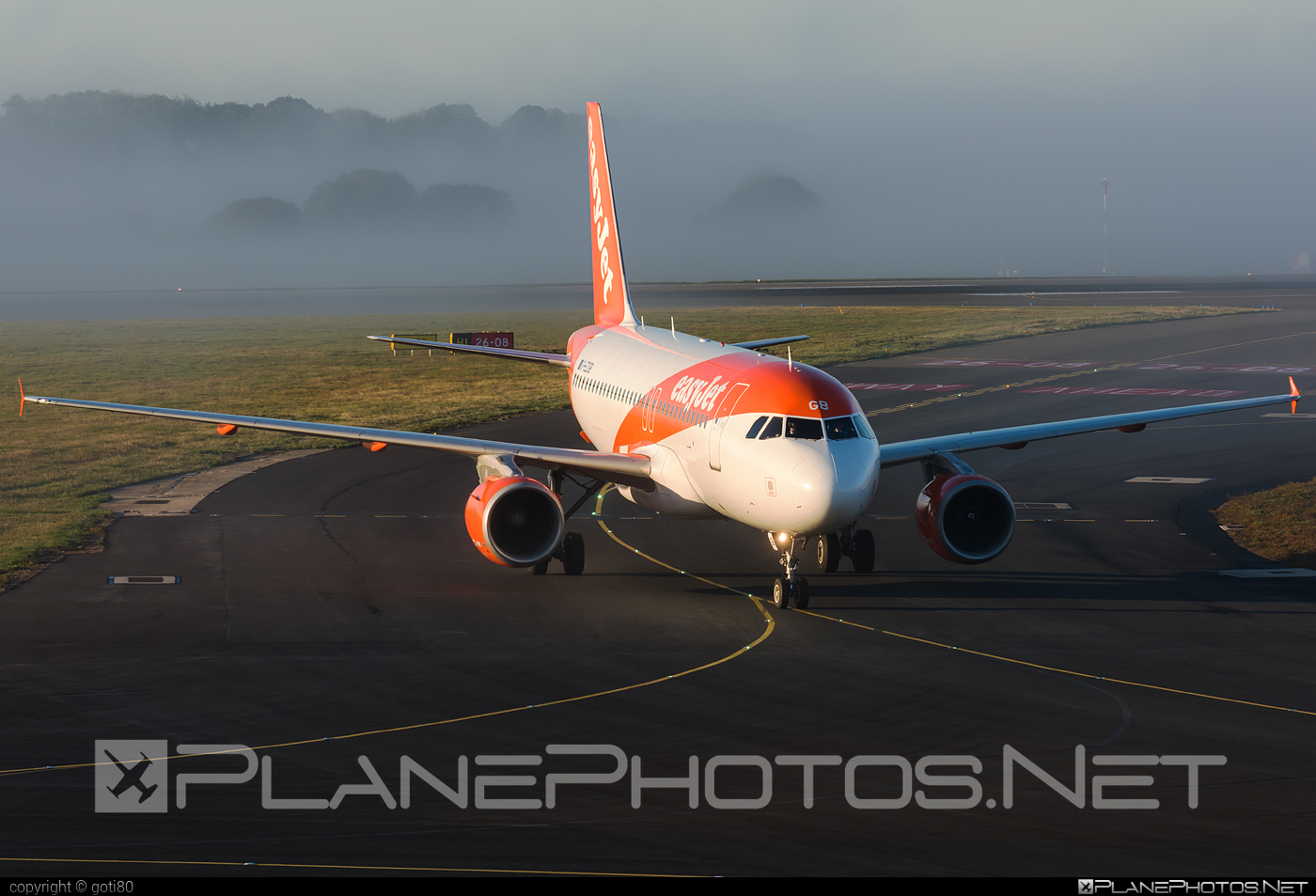 Airbus A319-111 - G-EZGB operated by easyJet #a319 #a320family #airbus #airbus319 #easyjet