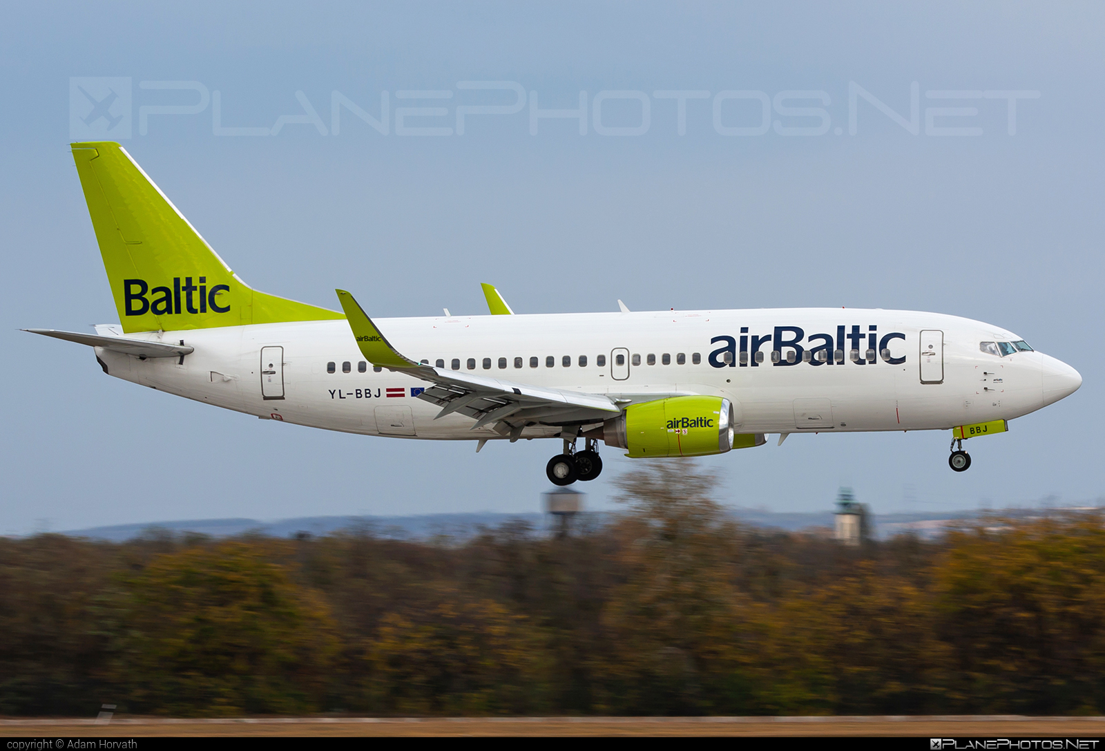 Boeing 737-300 - YL-BBJ operated by Air Baltic #airbaltic #b737 #boeing #boeing737