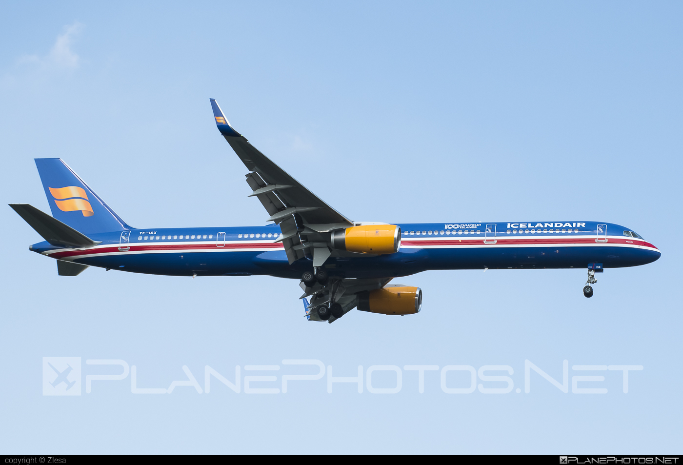 Boeing 757-300 - TF-ISX operated by Icelandair #b757 #boeing #boeing757 #icelandair