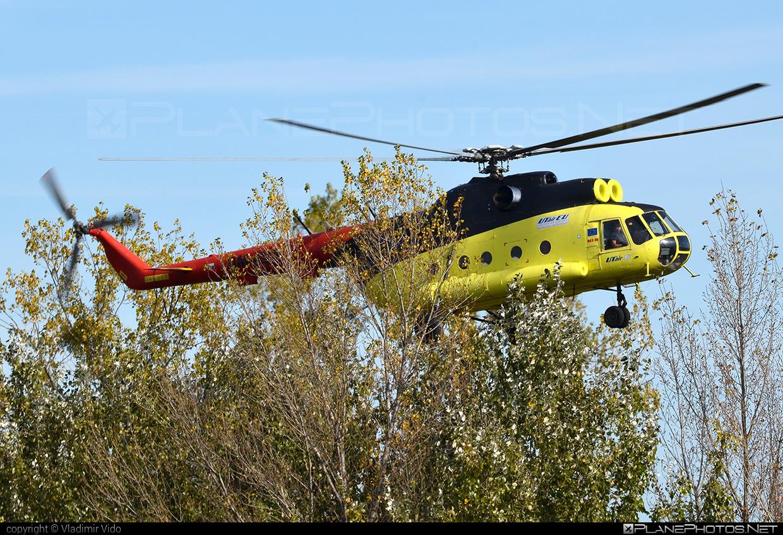 Mil Mi-8T - OM-AVS operated by UTair Aviation #mil #milhelicopters #utair #utairaviation