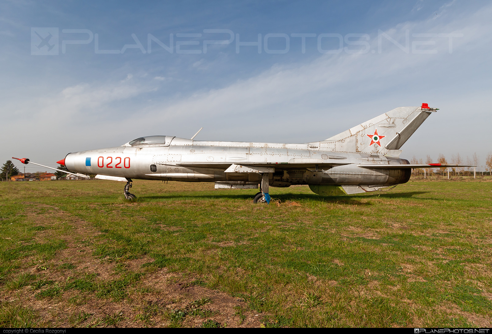 Aero S-106 - 0220 operated by Vzdušné síly AČR (Czech Air Force) #aero #aeros106 #czechairforce #mig21 #mig21f13 #vzdusnesilyacr