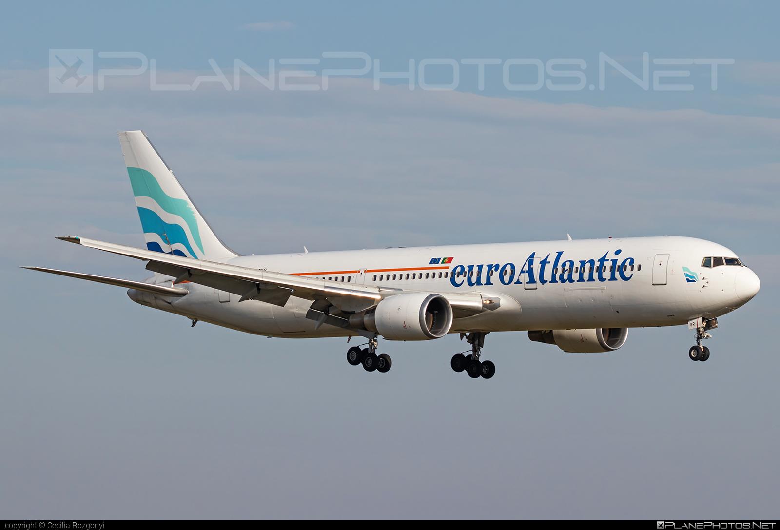 Boeing 767-300ER - CS-TKR operated by EuroAtlantic Airways #b767 #b767er #boeing #boeing767 #euroatlantic #euroatlanticairways