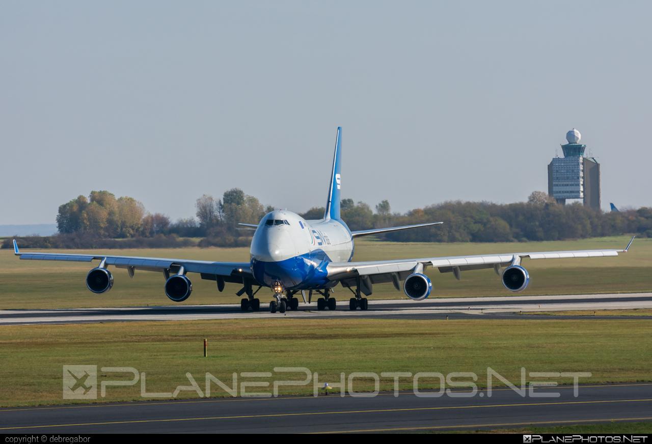 Boeing 747-400F - I-SWIA operated by SW Italia #b747 #boeing #boeing747 #jumbo