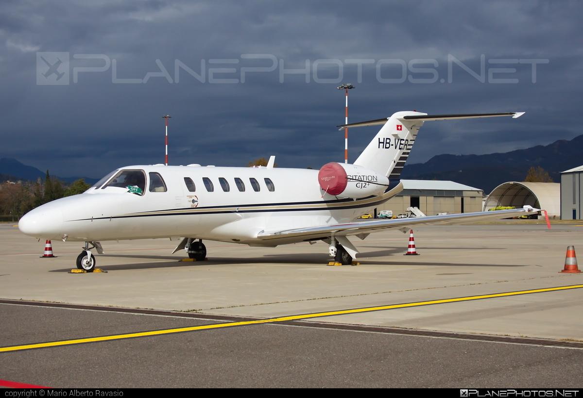 Cessna 525A Citation CJ2+ - HB-VER operated by Private operator #cessna #cessna525 #cessna525a #cessnacitation #citationjet #citationjet2 #cj2plus