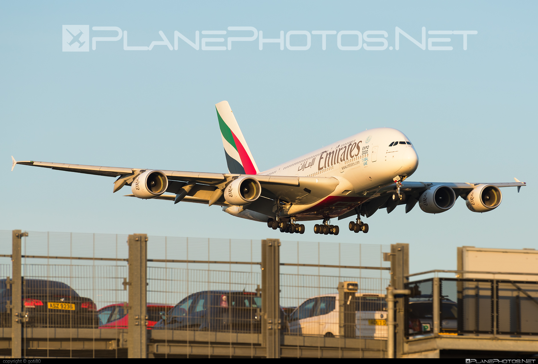 Emirates Airbus A380-861 - A6-EEJ #a380 #a380family #airbus #airbus380 #emirates