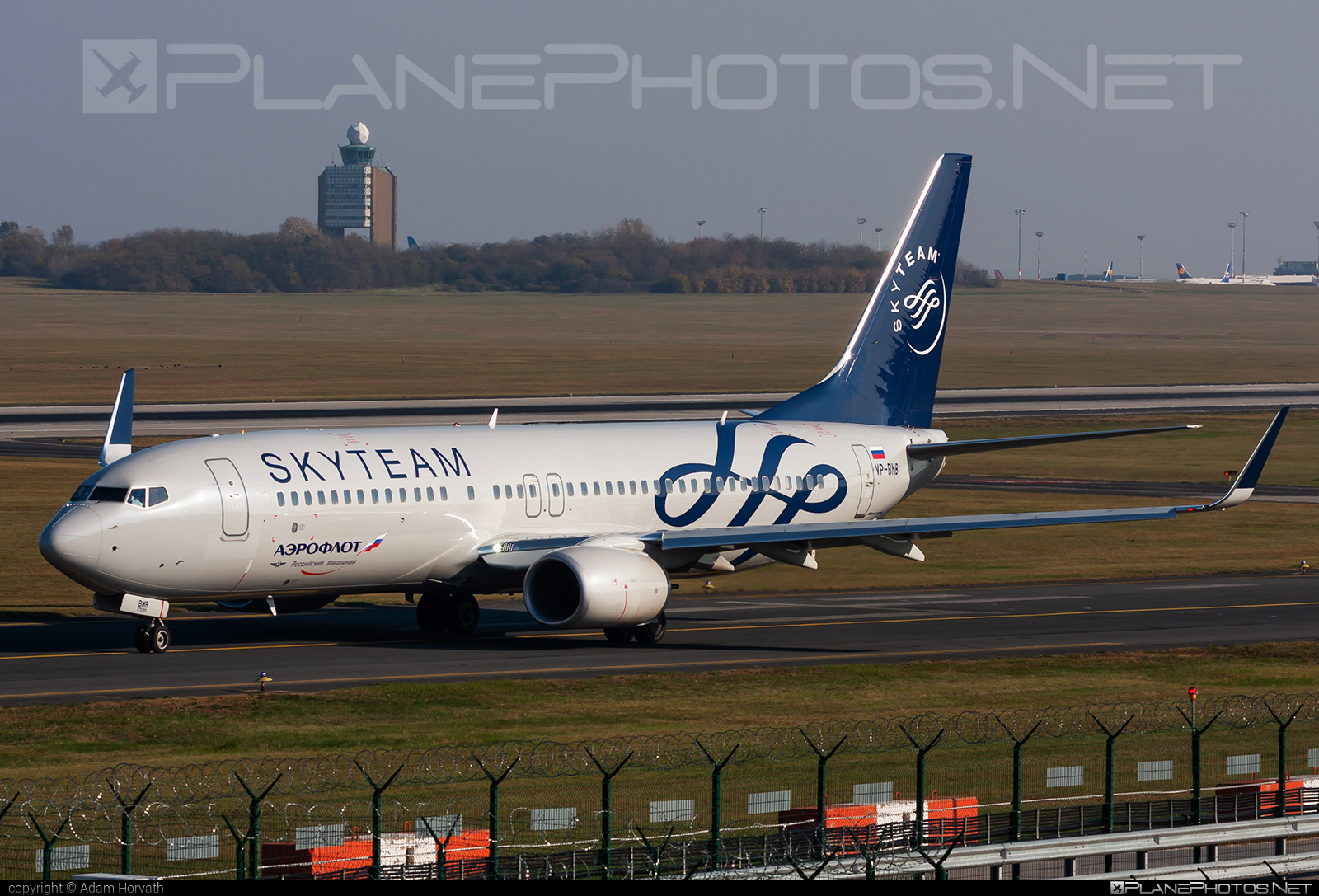 Aeroflot Boeing 737-800 - VP-BMB #aeroflot #b737 #b737nextgen #b737ng #boeing #boeing737 #skyteam