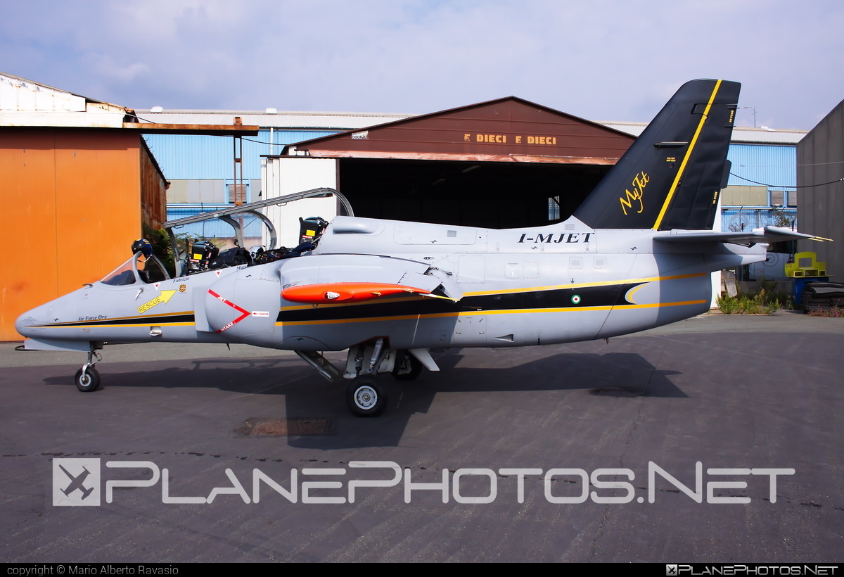SIAI-Marchetti S.211 - I-MJET operated by MyJet #myjet #s211 #siaimarchetti211 #siaimarchettis211