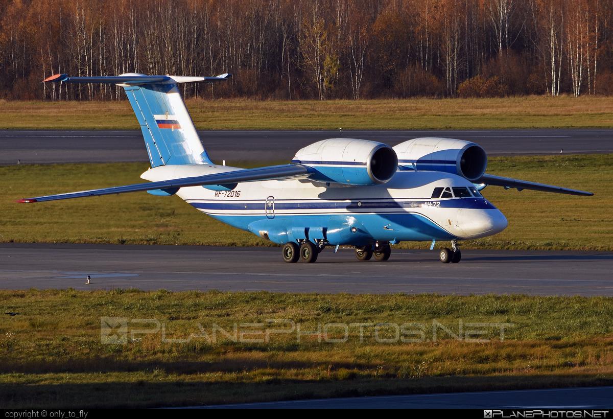 Antonov An-72 - RF-72016 operated by Pogranichnaya Sluzhba FSB Rossiyskoy Federacii (Border Service of the FSB of the Russian Federation) #an72 #antonov #antonov72 #pogranichnayasluzhba #russianborderservice