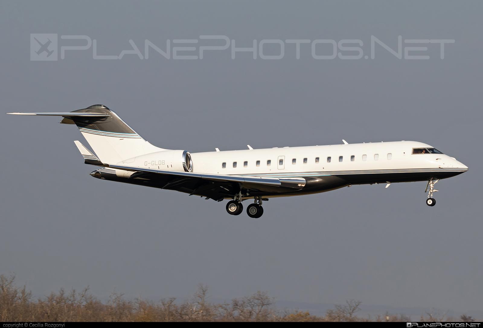 Bombardier Global Express XRS (BD-700-1A10) - G-GLOB operated by ExecuJet (UK) #bd7001a10 #bombardier #bombardierglobalexpressxrs #execujet #execujetuk #globalexpress #globalexpressxrs