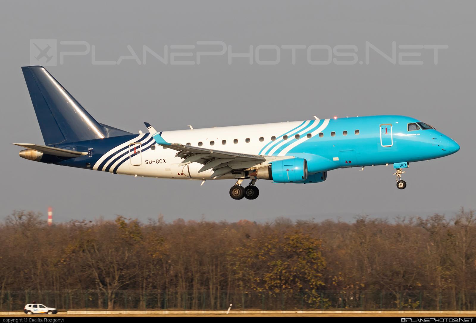 Embraer E170LR (ERJ-170-100LR) - SU-GCX operated by EgyptAir Express #e170 #embraer #embraer170 #embraer170lr #erj170 #erj170100 #erj170100lr #erj170lr