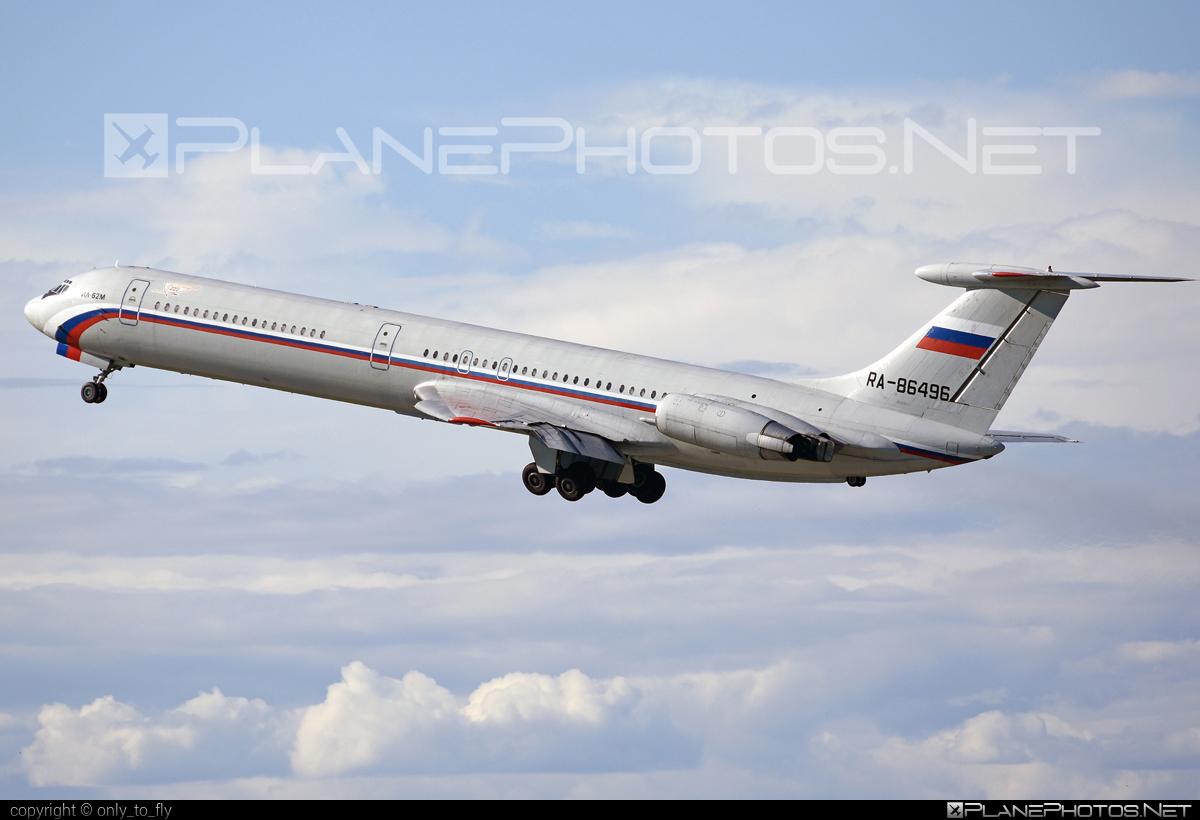 Ilyushin Il-62M - RA-86496 operated by Russia - 223rd Flight Unit #il62 #il62m #ilyushin