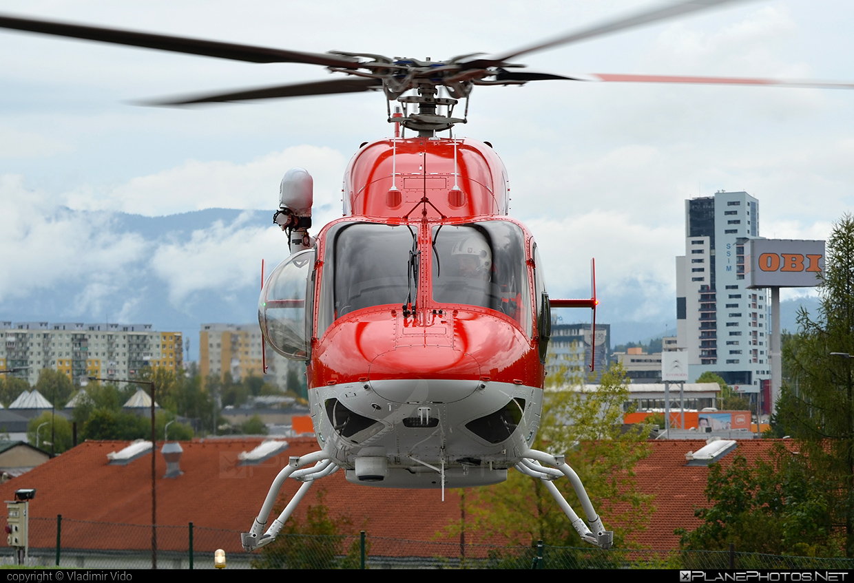 Bell 429 - OM-ATU operated by Air Transport Europe #airtransporteurope #bell #bellhelicopters