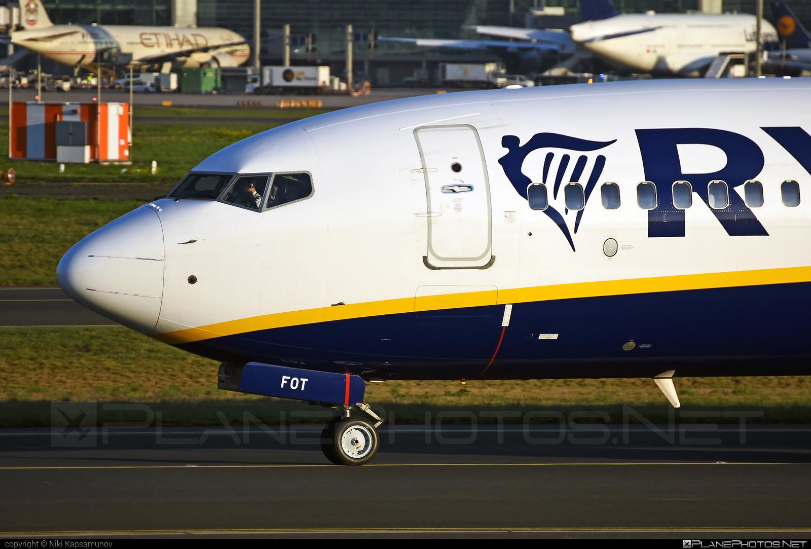 Boeing 737-800 - EI-FOT operated by Ryanair #b737 #b737nextgen #b737ng #boeing #boeing737 #ryanair