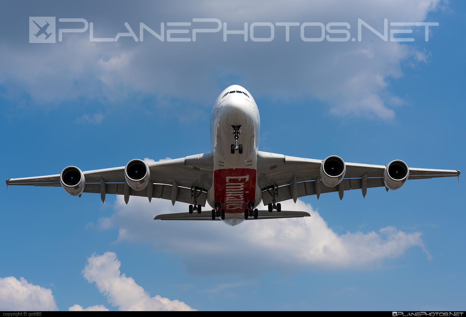 Airbus A380-861 - A6-EOO operated by Emirates #a380 #a380family #airbus #airbus380 #emirates