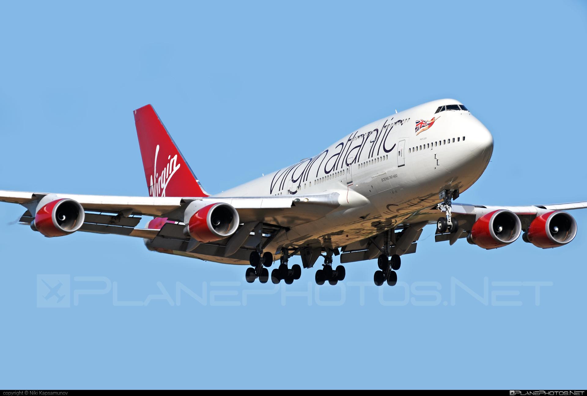 Virgin Atlantic Airways Boeing 747-400 - G-VLIP #b747 #boeing #boeing747 #jumbo #virginatlantic #virginatlanticairways