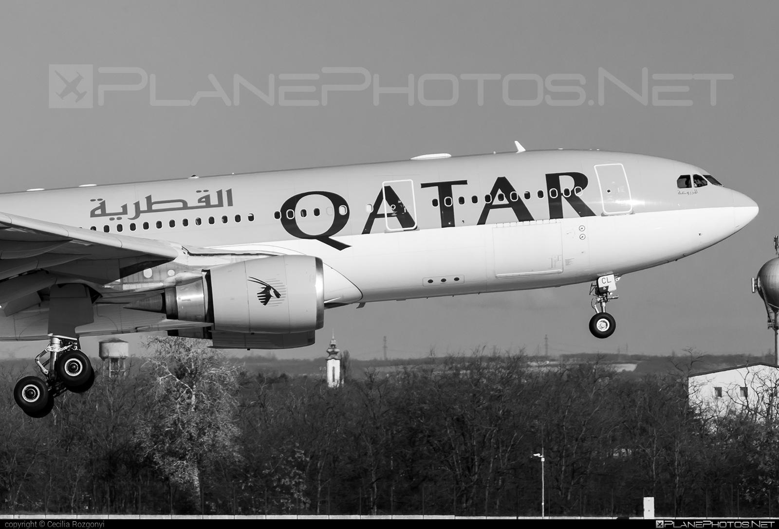 Airbus A330-202 - A7-ACL operated by Qatar Airways #a330 #a330family #airbus #airbus330 #qatarairways