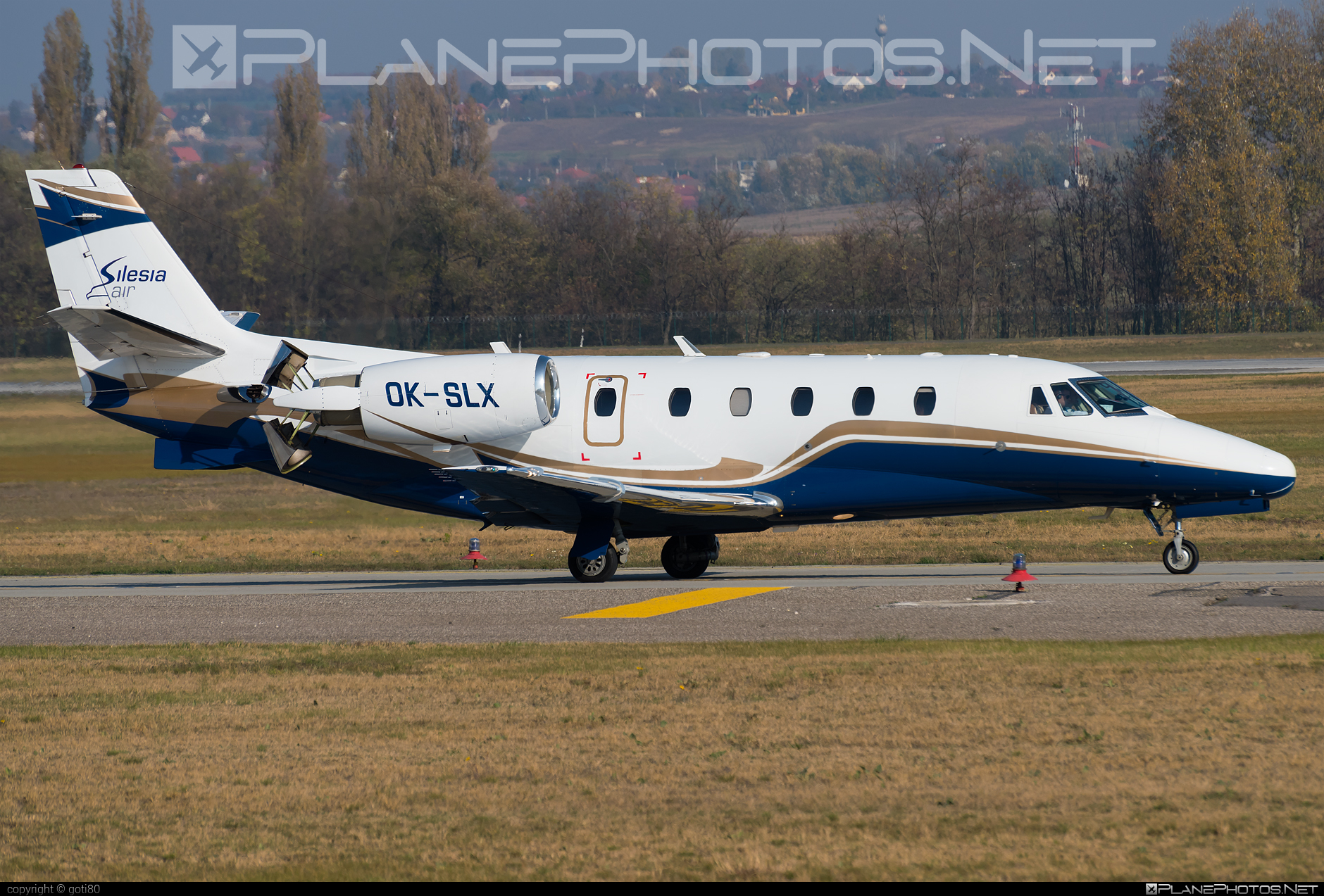 Cessna 560XL Citation Excel - OK-SLX operated by Silesia Air #cessna #cessna560 #cessna560citation #cessna560xl #cessna560xlcitationexcel #cessnacitation #citationexcel