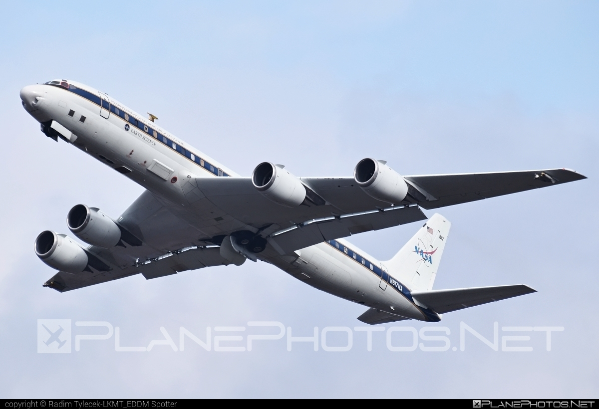 United States of America - National Aeronautics and Space Administration (NASA) Douglas DC-8-72 - N817NA #douglas