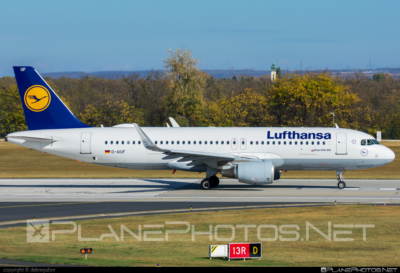 Airbus A320-214 - D-AIUF operated by Lufthansa #a320 #a320family #airbus #airbus320 #lufthansa