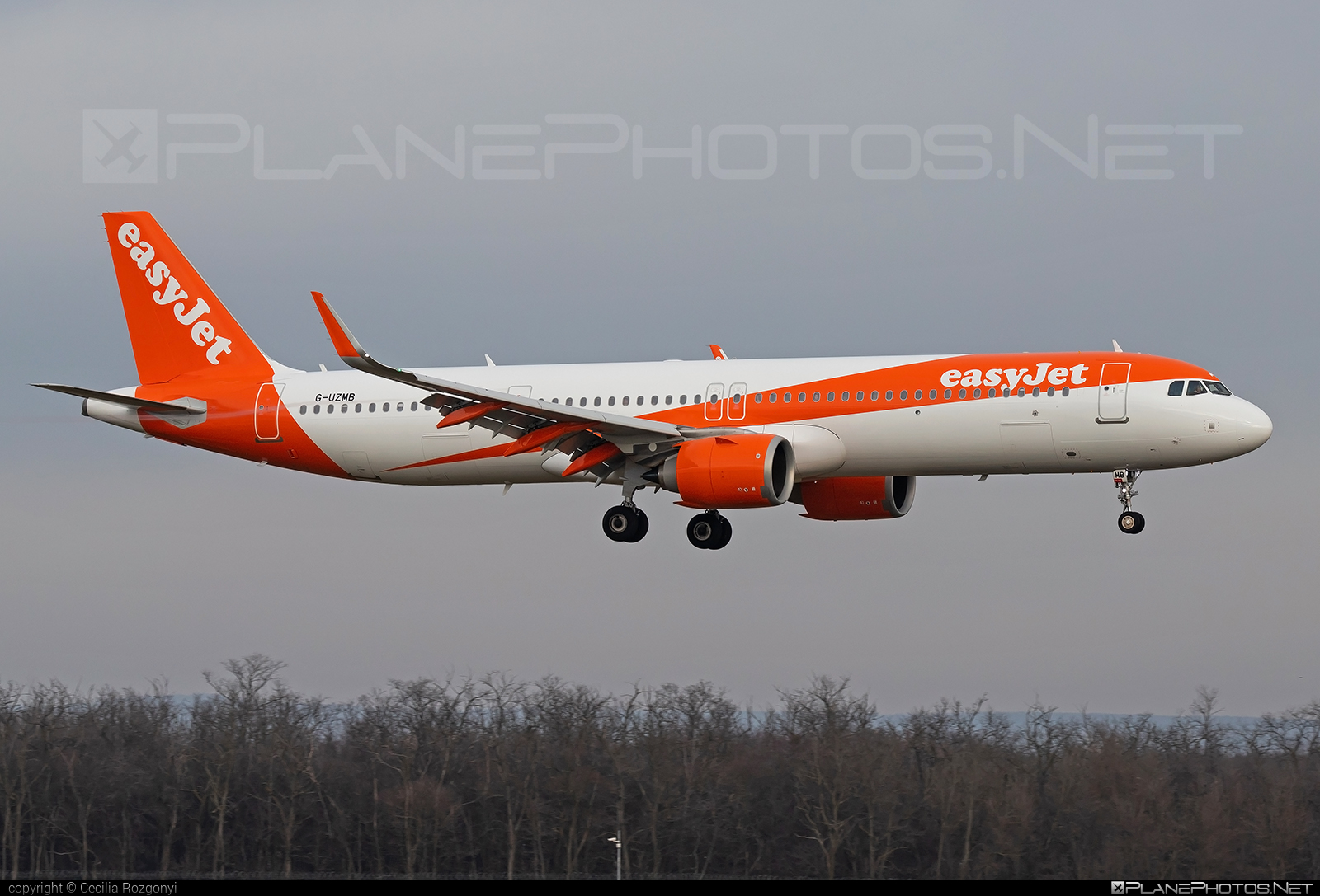 Airbus A321-251NX - G-UZMB operated by easyJet #a320family #a321 #a321neo #airbus #airbus321 #airbus321lr #easyjet
