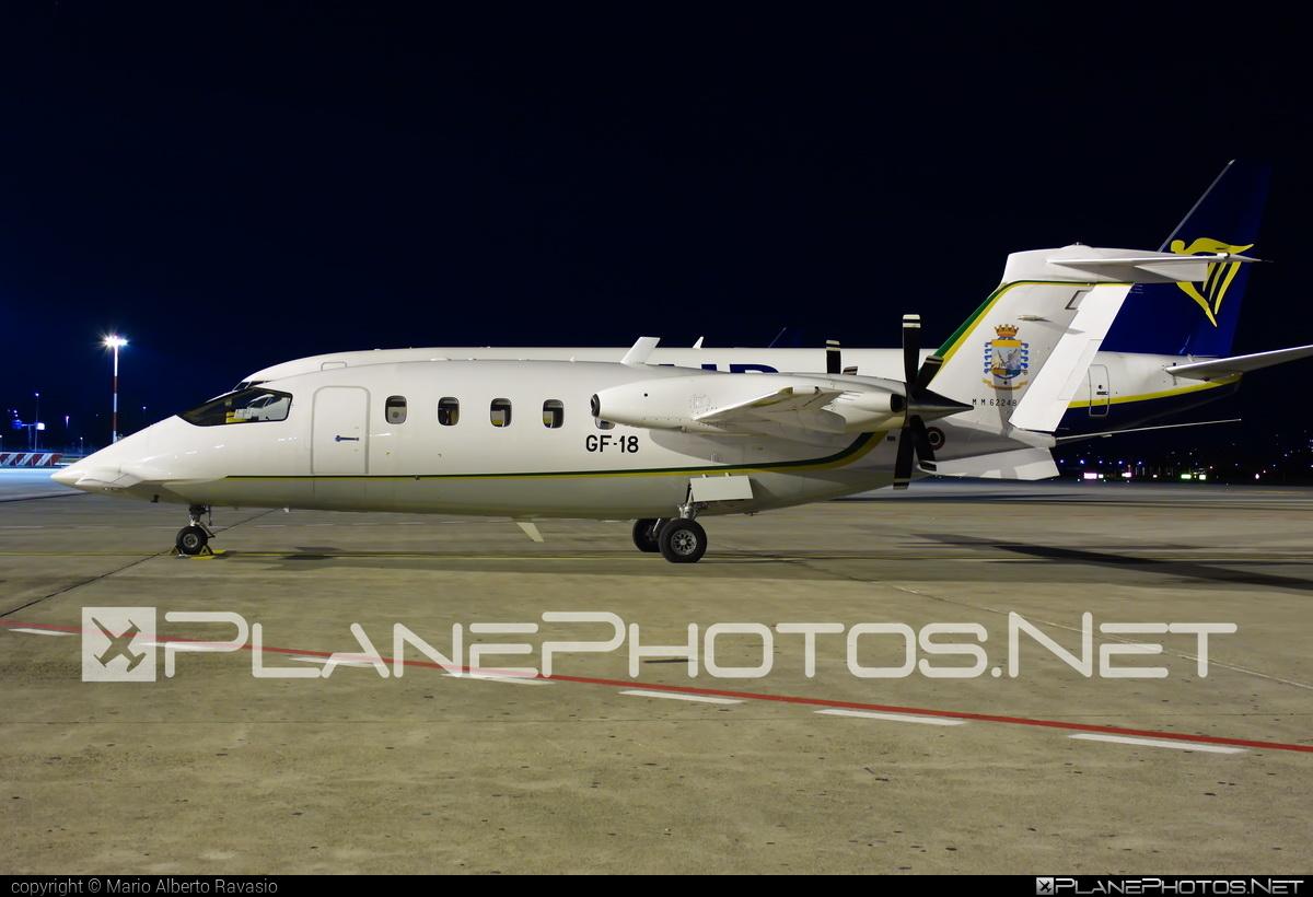 Piaggio P180 Avanti - MM62248 operated by Italy - Guardia di Finanza #p180 #p180avanti #piaggio