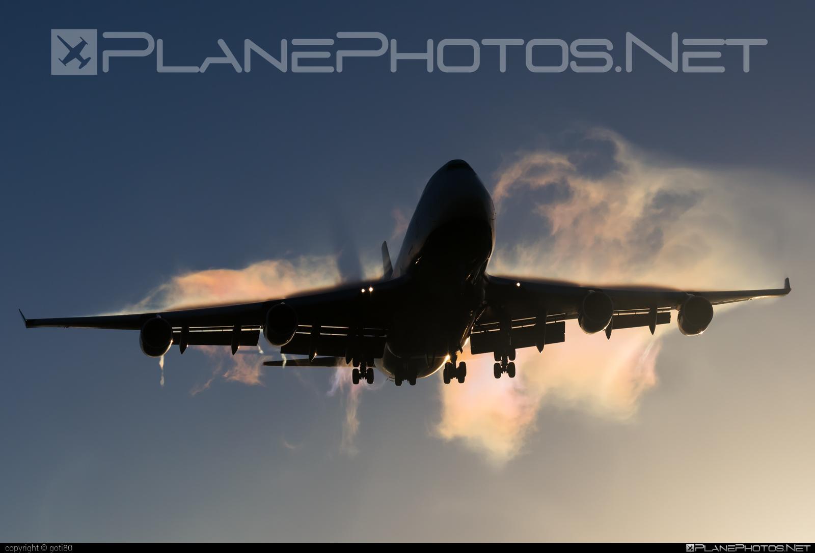 Boeing 747-400 - G-BYGC operated by British Airways #b747 #boeing #boeing747 #britishairways #jumbo