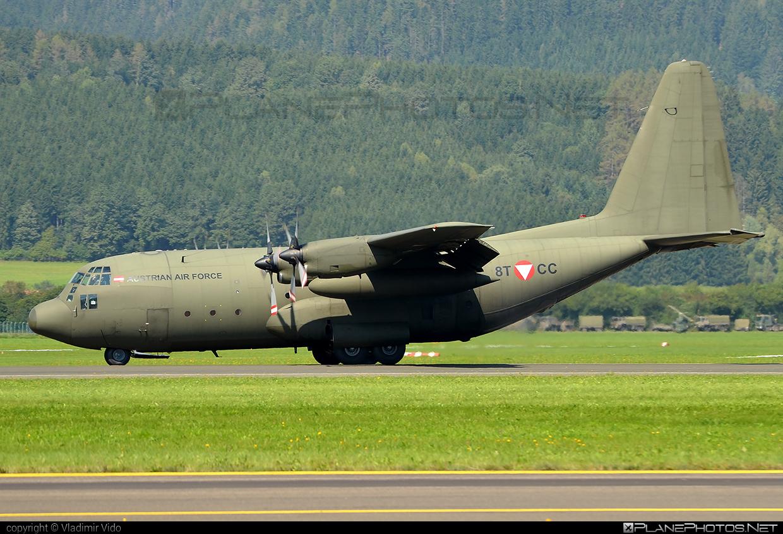 Lockheed C-130K Hercules - 8T-CC operated by Österreichische Luftstreitkräfte (Austrian Air Force) #airpower2016 #austrianairforce #lockheed