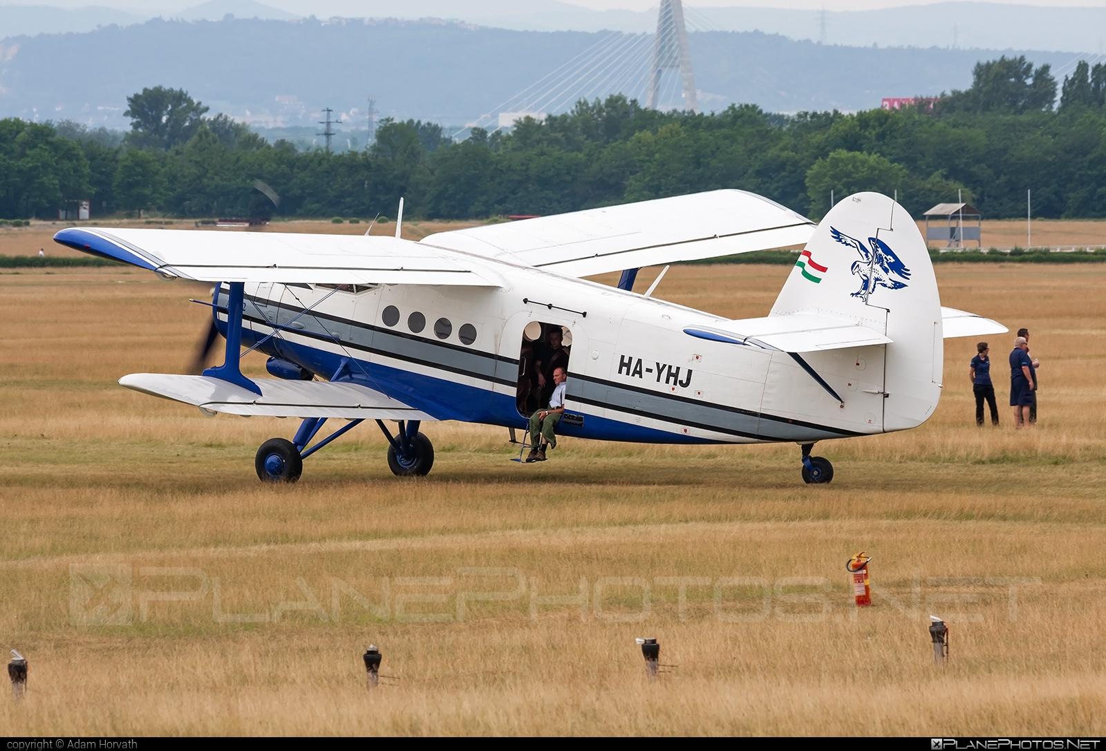 PZL-Mielec An-2TP - HA-YHJ operated by Fly-Coop #an2 #an2tp #antonov2 #pzl #pzlmielec