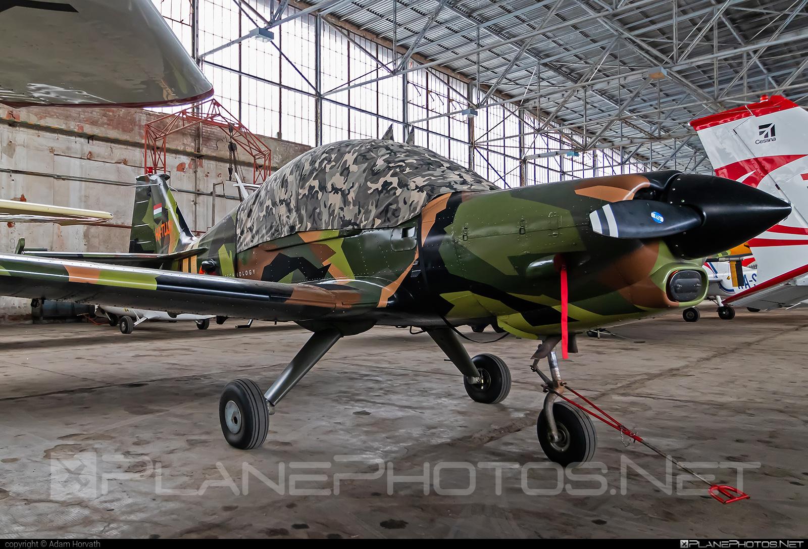 Scottish Aviation Sk 61 Bulldog - HA-TUJ operated by Private operator #bulldogmodel101 #scottishaviationbulldog #sk61bulldog