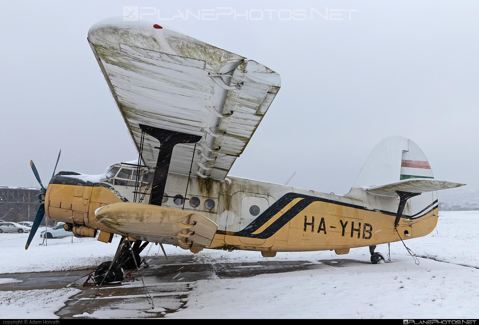 PZL-Mielec An-2PF - HA-YHB operated by Private operator #an2 #an2pf #antonov2 #pzl #pzlmielec