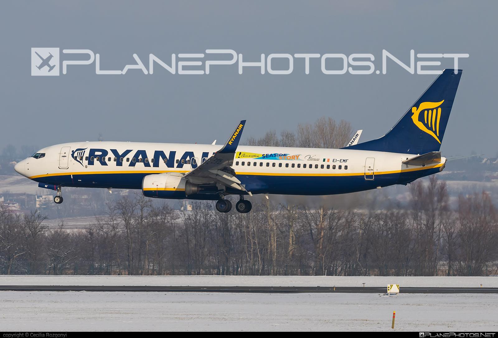 Boeing 737-800 - EI-EMF operated by Ryanair #b737 #b737nextgen #b737ng #boeing #boeing737 #ryanair