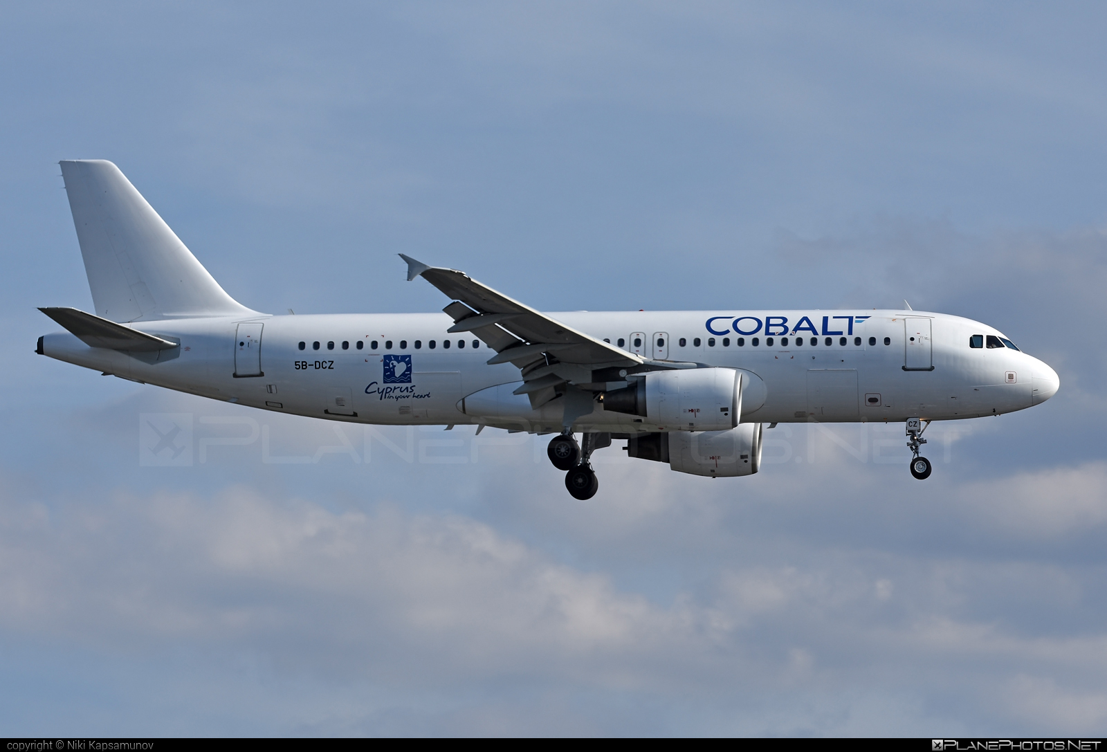 Airbus A320-214 - 5B-DCZ operated by Cobalt #a320 #a320family #airbus #airbus320 #cobalt #cobaltair